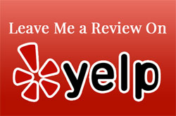 Leave a review on Yelp.
